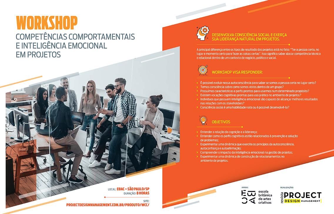 Workshop: Competências Comportamentais em Projetos