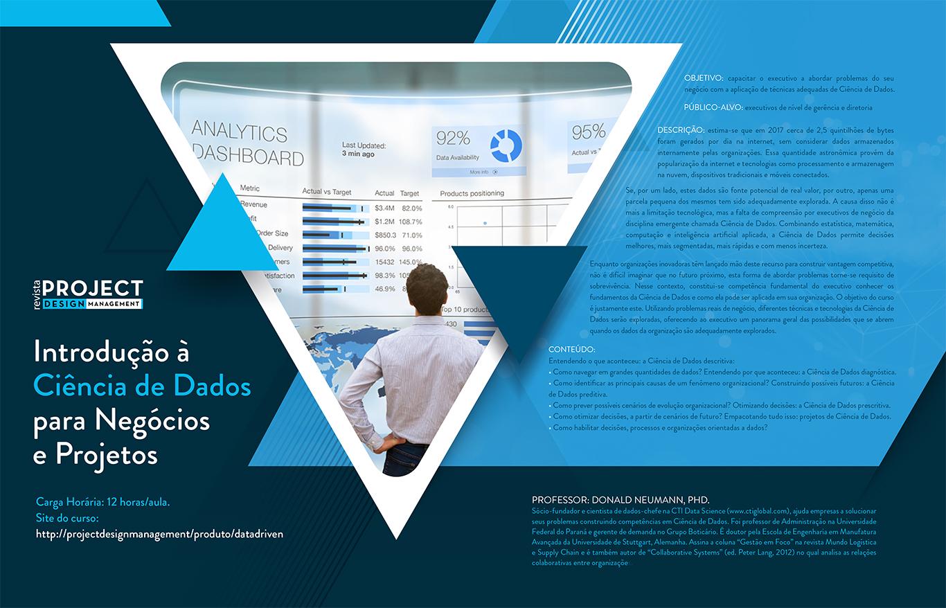 Curso Data-Science para Negócios e Projetos
